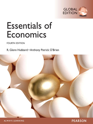 Essentials of Economics, Global Edition