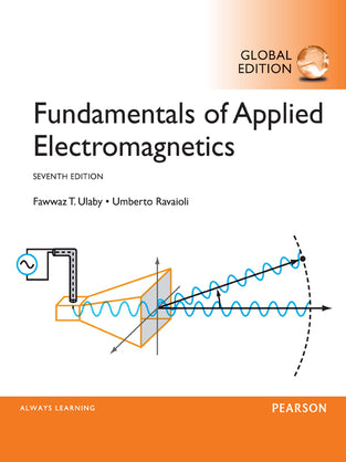 Fundamentals of Applied Electromagnetics, Global Edition