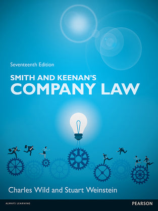 Smith & Keenan's Company Law, 17th edition