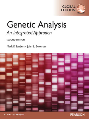 Genetic Analysis: An Integrated Approach, Global Edition