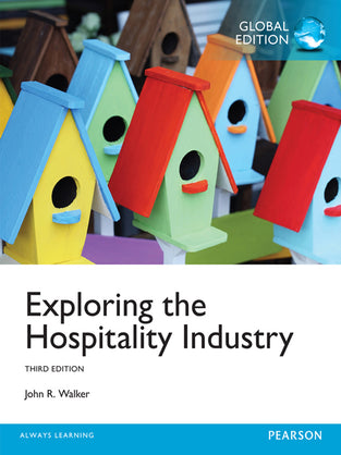 Exploring the Hospitality Industry, Global Edition
