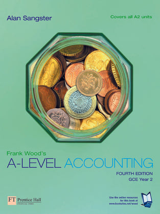 Frank Wood's A-Level Accounting
