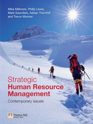 Strategic Human Resource Management : Contemporary Issues