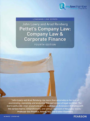 Pettet's Company Law