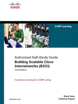 CCNP Self-Study: Building Scalable Cisco Internetworks (Bsci), 3/E (642-901) (Cisco Press)