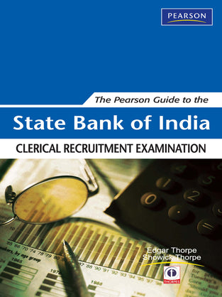 Pearson Guide To The State Bank Of India Clerical Recruitment Examination, The