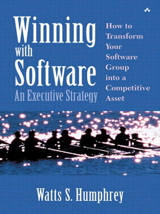 Winning with Software: An Executive Strategy