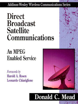 Direct Broadcast Satellite Communications: An MPEG Enabled Service