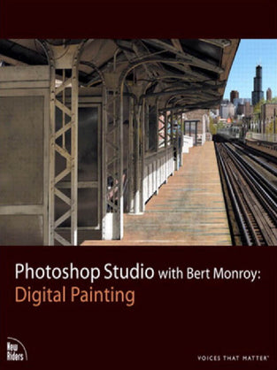 Photoshop Studio with Bert Monroy: Digital Painting