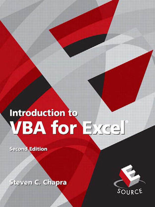 Introduction to VBA for Excel®