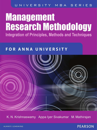 Management Research Methodology