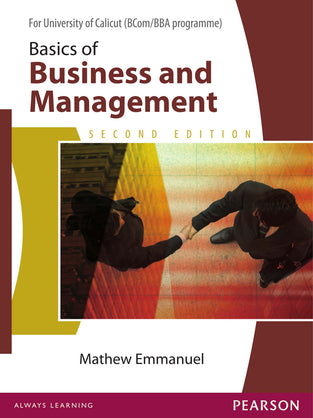 Basics of Business and Management