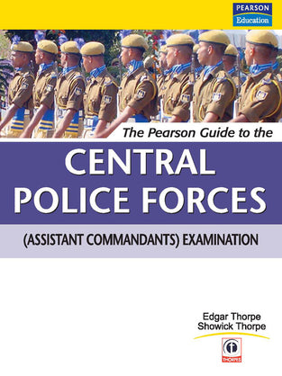 Pearson Guide to CPF/CPO Officers' (Assistant Commandants) Examination, The