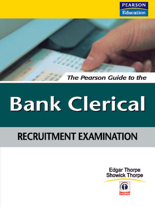 Pearson Guide to the Bank Clerical Recruitment Examination, The