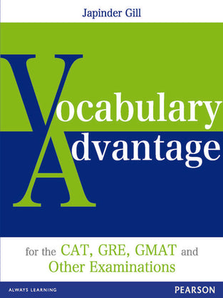 Vocabulary Advantage: GRE/GMAT/CAT and Other Examinations