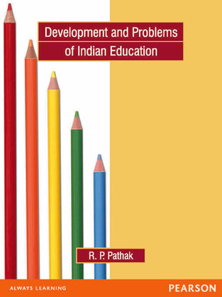 Development and Problems of Indian Education