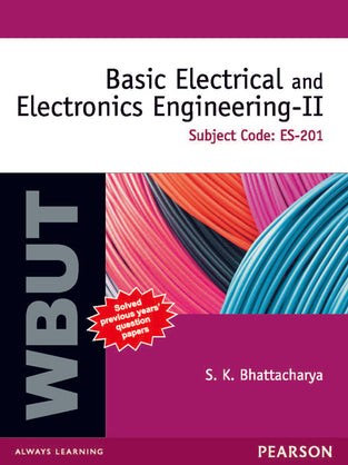Basic Electrical and Electronics Engineering-II