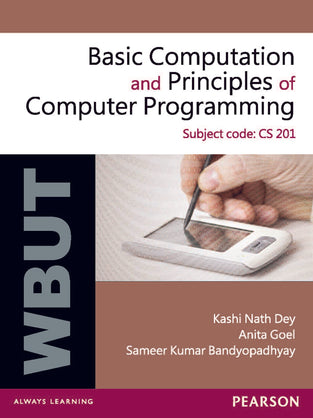 Basic Computation and Principles of Computer Programming
