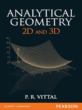 Analytical Geometry, 1/e