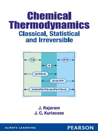 Chemical Thermodynamics, 1/e