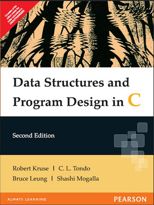 DATA STRUCTURE & PROG DESIGN IN C
