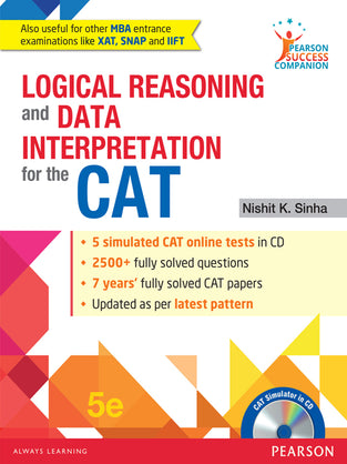 Logical Reasoning and Data Interpretation for the CAT