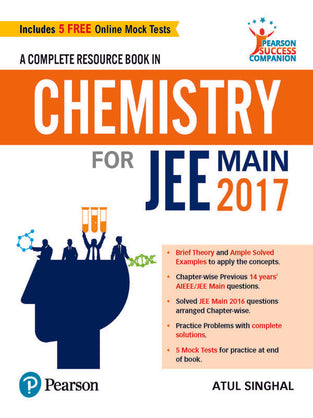 Chemistry for JEE Mains 2017