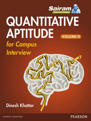 QUANTITATIVE APTITUDE, Vol. 2