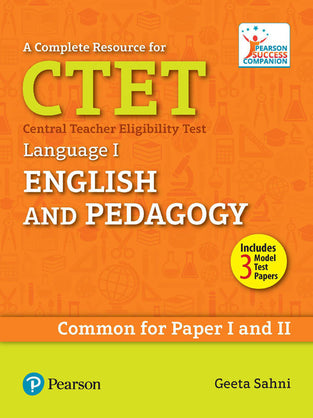 CTET Language I, English and Its Pedagogy