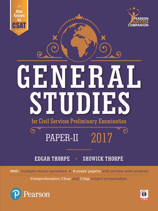 General Studies Paper II : Civil Services Preliminary Examination 2017