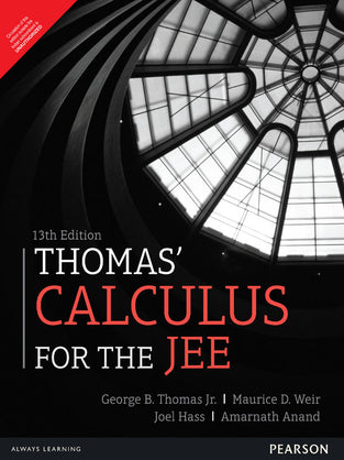 Thomas Calculus for the JEE -13th Edition