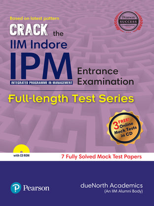 Crack the IIM Indore  IPM (Integrated Programme in Management) Entrance Examination Full Length Test