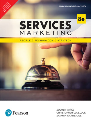 Services Marketing : People Technology Strategy