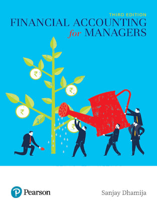 Financial Accounting for Managers, 3e
