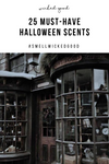25 Must-Have Halloween Scents
