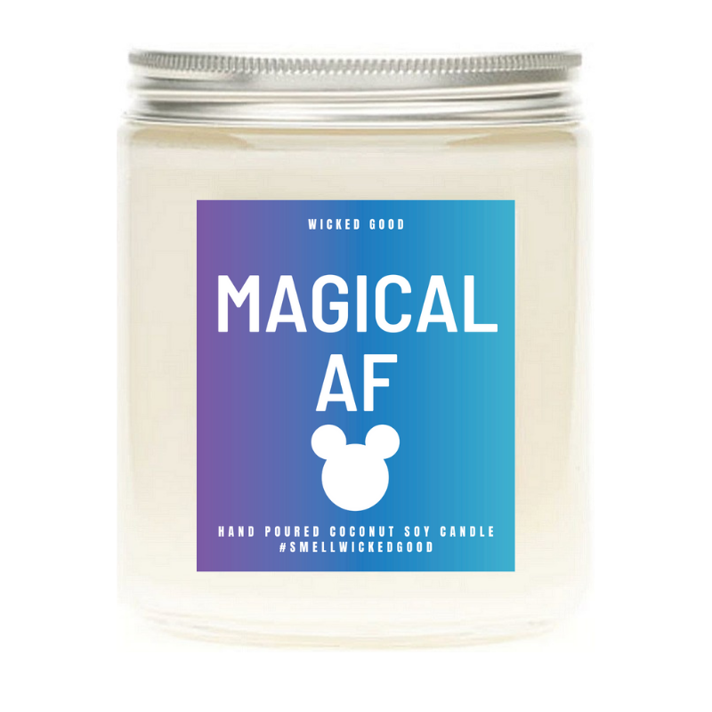 Magic AF Soy Candle