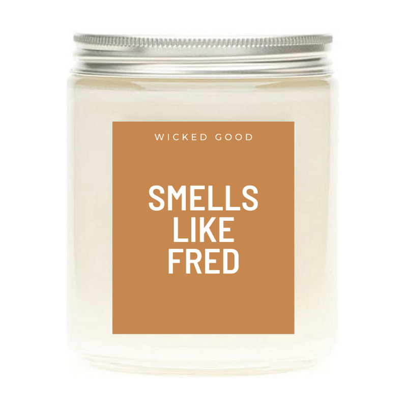 Smells Like Fred Weasley - Soy Wax Candle - Pop Culture Candle - Smells Like Candle