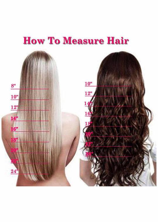 Icy White Clip In Hair Extensions 24 Straight 180g Human Hair