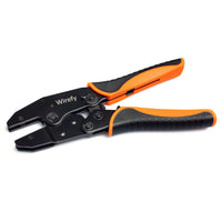 Wirefy Crimping Tool for Quick Change Crimping Dies