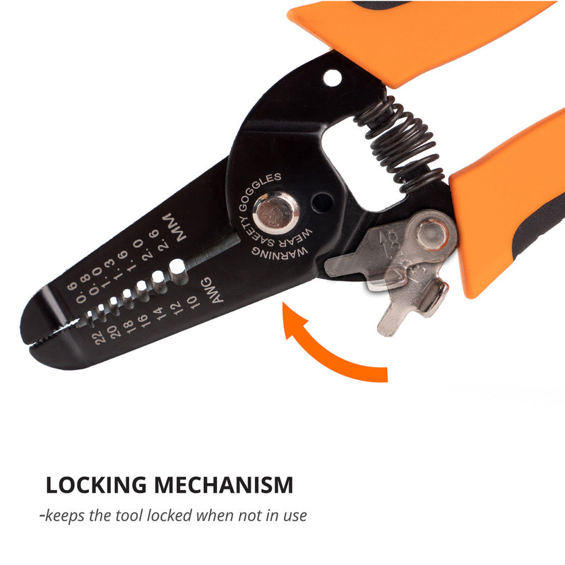 Precision Wire Stripping Tool