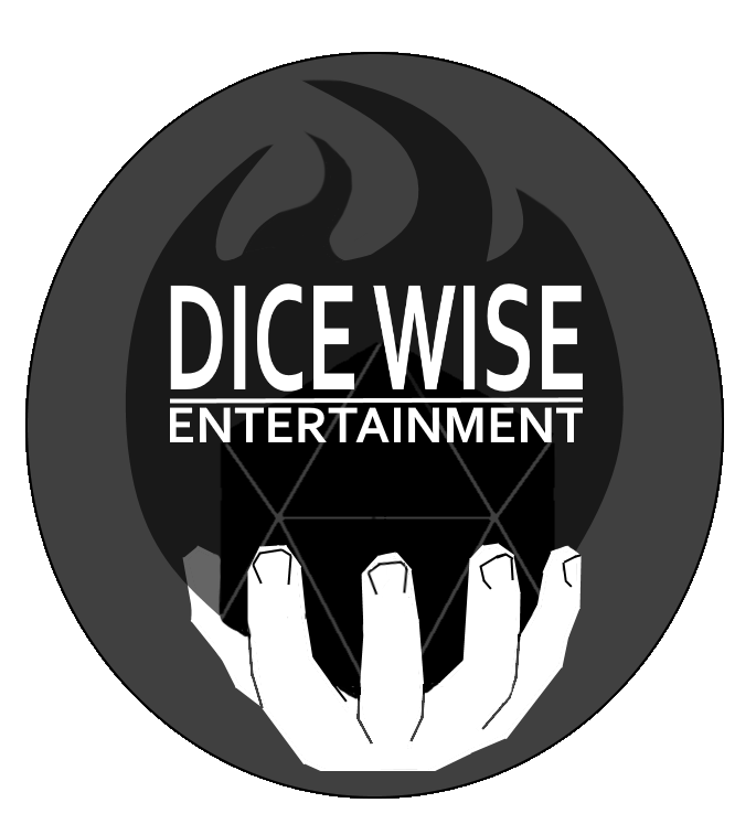 Dice Wise Entertainment Logo