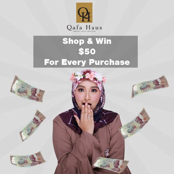 SHOP & WIN BND50
