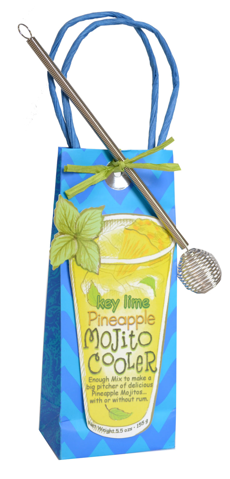 Key Lime Pineapple Mojito Drink Mix