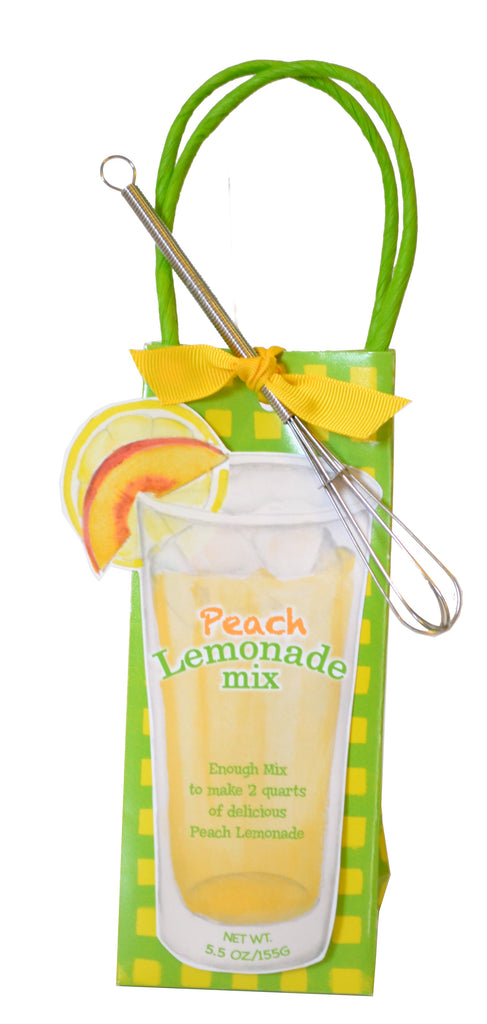 Peach Lemonade Mix