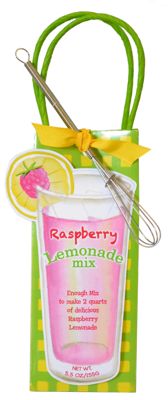 Raspberry Lemonade Mix