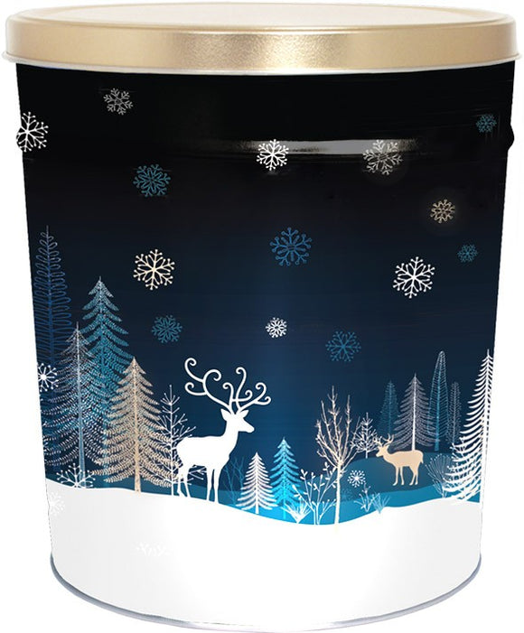 Crystal Evening 3.5 Gallon Tin