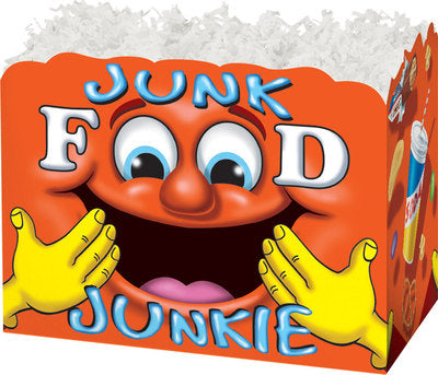 Junk Food Junkie Large Gift Box
