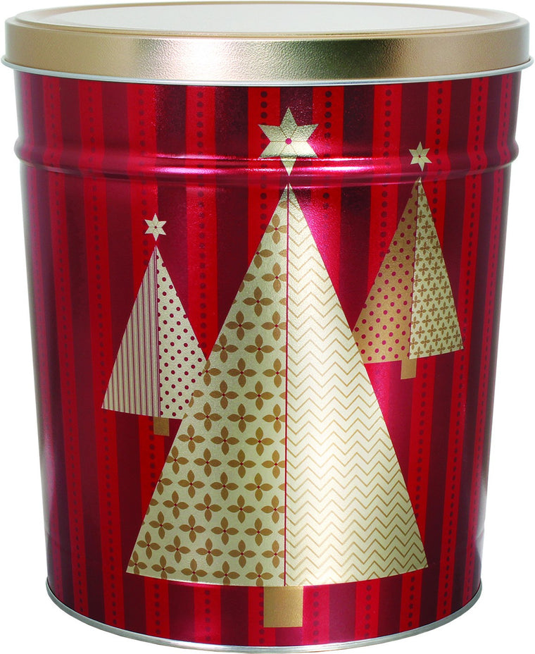 Tree Oh 3.5 Gallon Tin