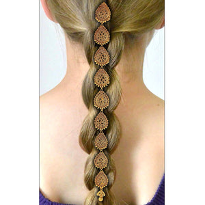 Antique Royal Choti Pieces Hair Jewelry