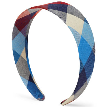 HB0221RR36M -Women Checked Hairband